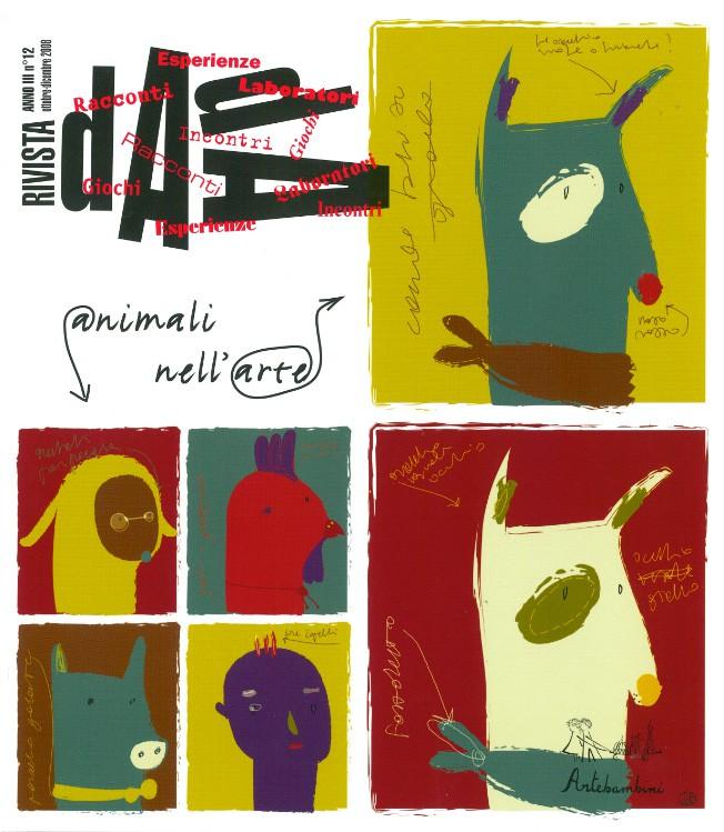 RivistaDada n.12 Animali nell'arte