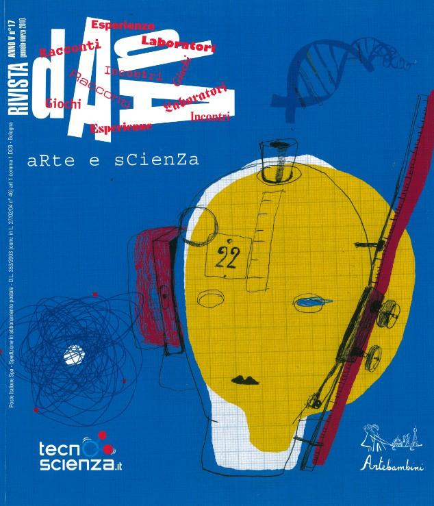RivistaDada n.17 Arte e scienza