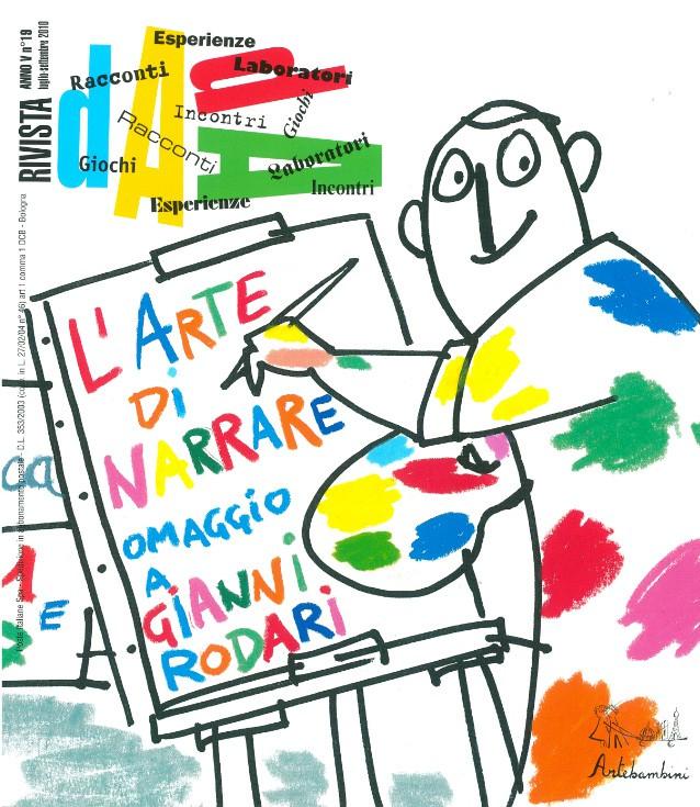 RivistaDada n.19 L'arte di narrare: omaggio a Gianni Rodari