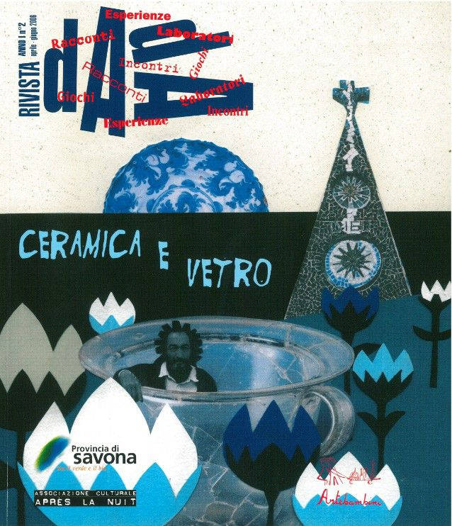 RivistaDada n.02 Ceramica e vetro