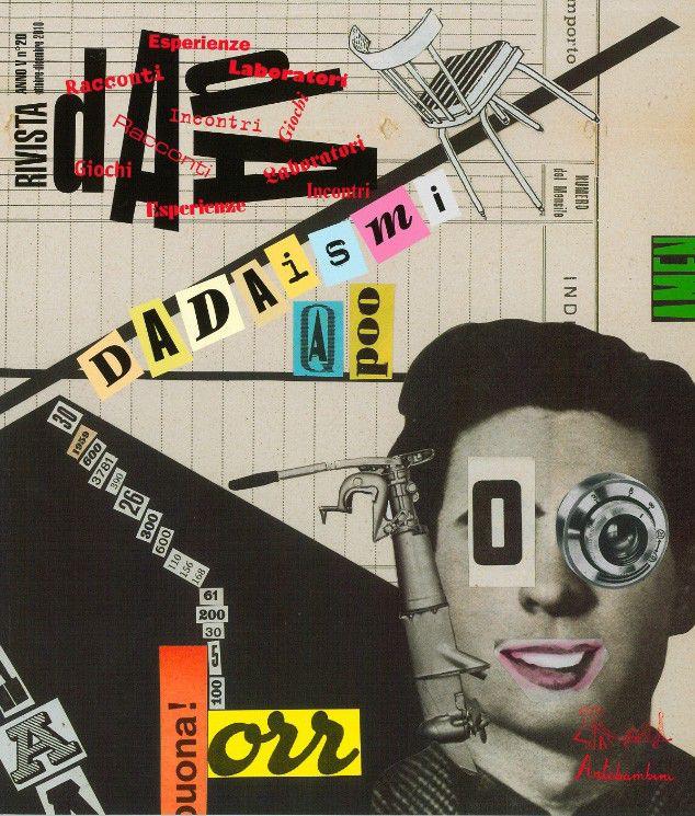 RivistaDada n.20 Dadaismi