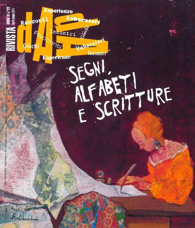 RivistaDada n.22 Segni, alfabeti e scritture