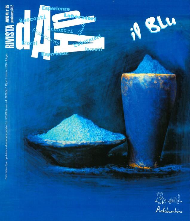RivistaDada n.25 Blu