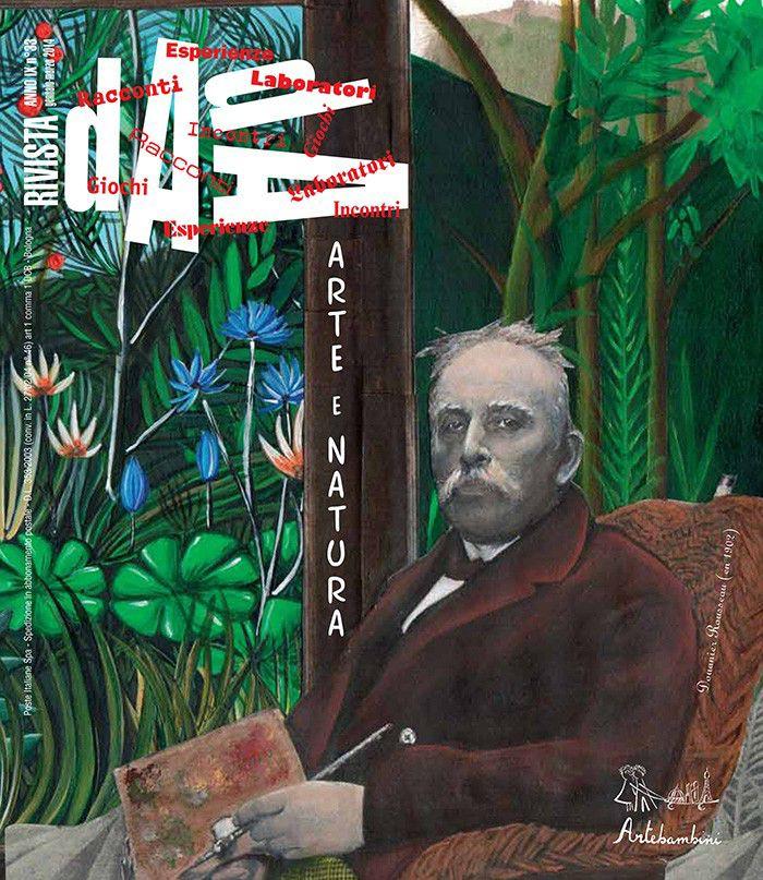 RivistaDada n.33 Arte e Natura