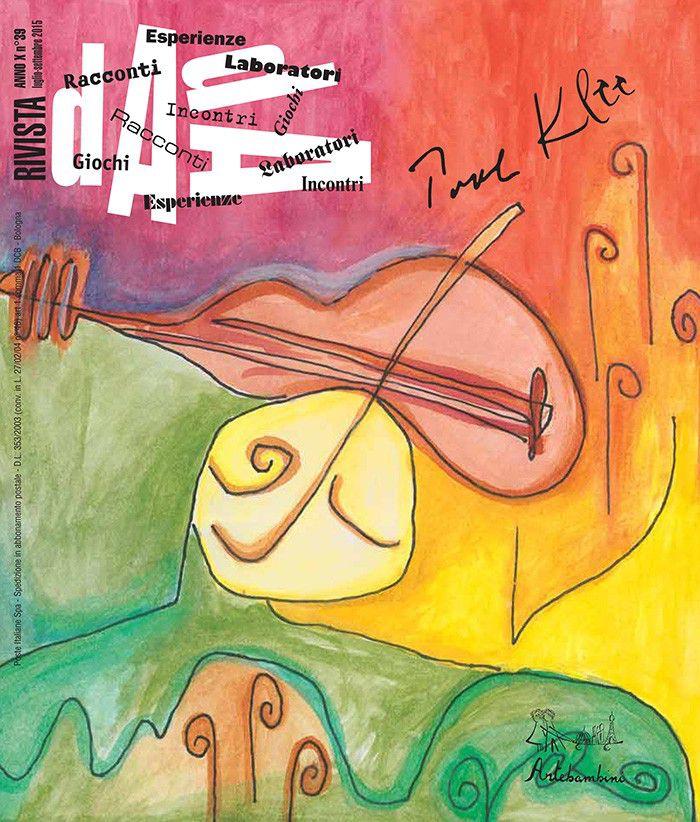 RivistaDada n.39 Paul Klee