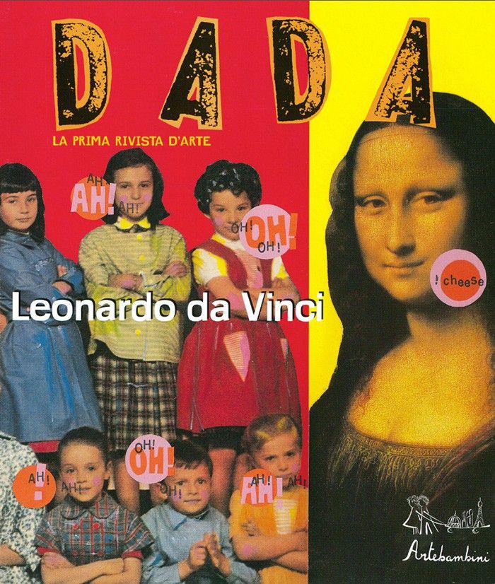 DADA n.04 Leonardo da vinci
