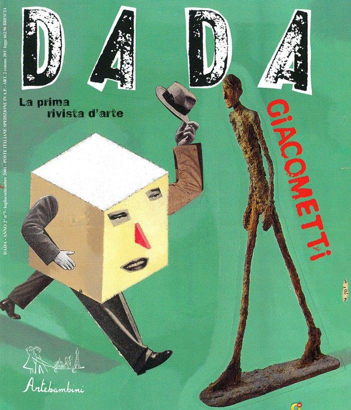 DADA n.07 Giacometti