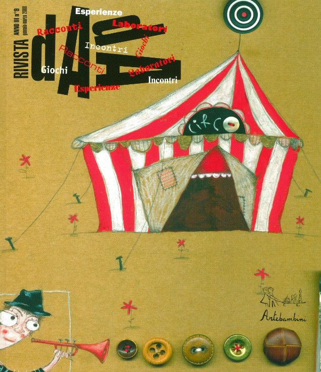RivistaDada n.09 Il Circo