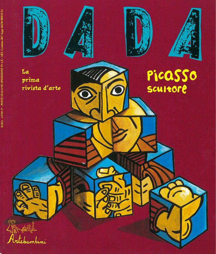 DADA n.12 Sculptor Picasso