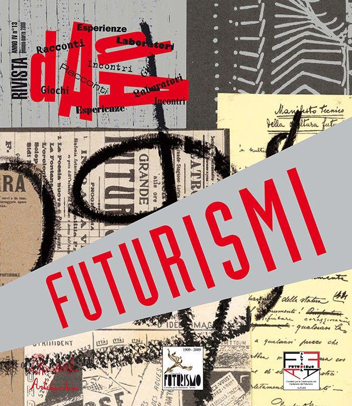 RivistaDada n.13 Futurisms