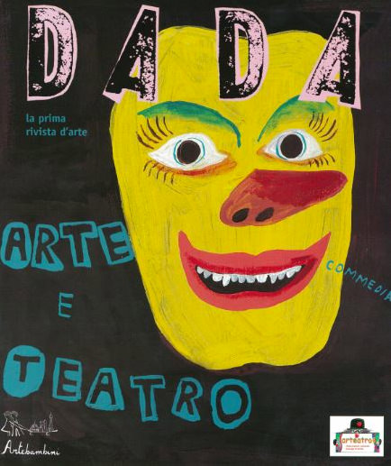 DADA N.14 Art and Theater