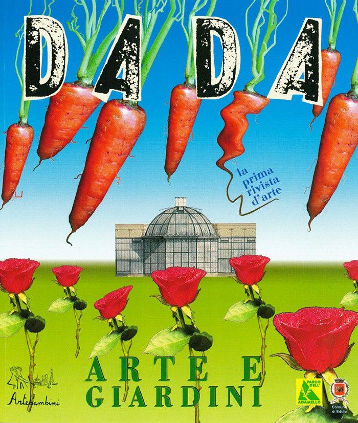DADA n.15 Art and Gardens