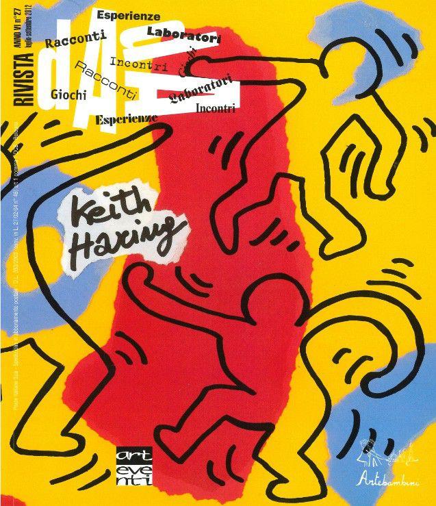 RivistaDada n.27 Keith Haring