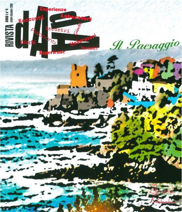 RivistaDada n.04 Paesaggio