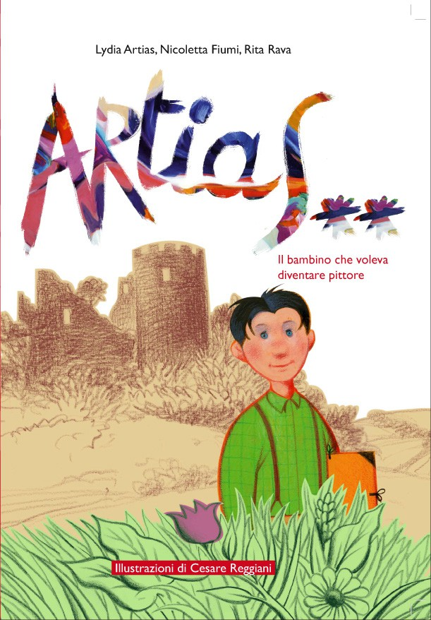 Artias. The child who wanted to become a painter