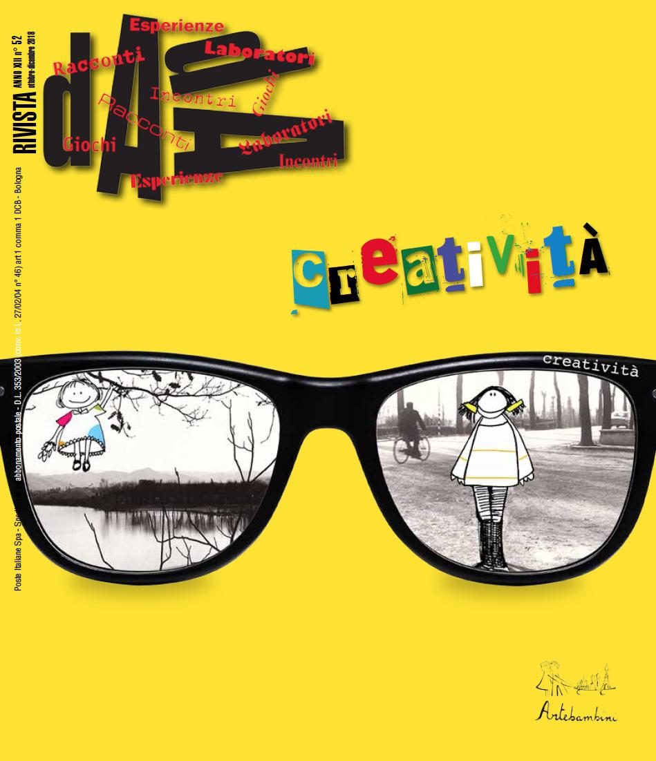 RivistaDada n°52 Creativity