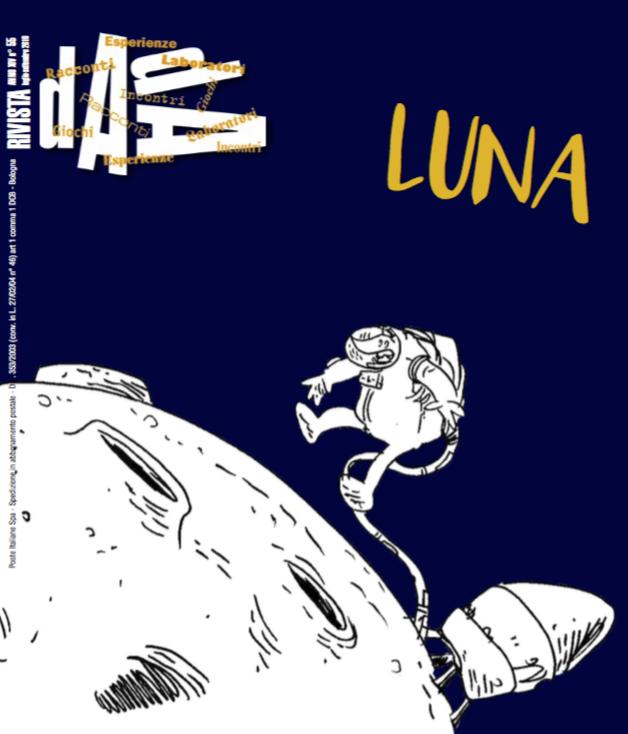 RivistaDADA n°55 - The Moon