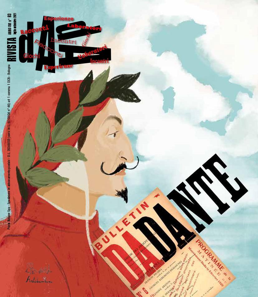 RivistaDada n°63 - Dante